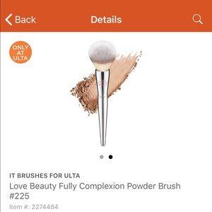 It Cosmetics x ULTA Love Beauty Fully All Over Powder Brush #211 by IT Cosmetics #8